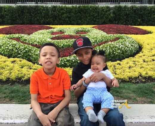 Romelo, Lil Rocko, Laiyah - Monica Brown Kids