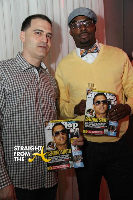 SourceHip Hop Weekly Founder Dave Mays and PoleBlvd.com founder Kevin Kennard