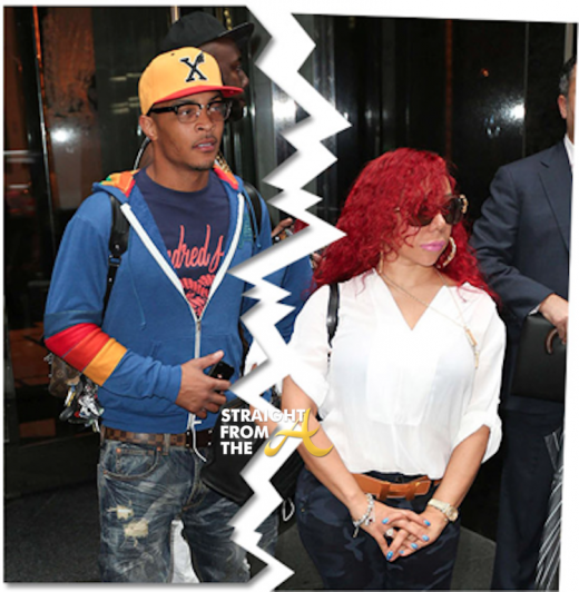 T.I. and Tiny Break Up StraightFromTheA