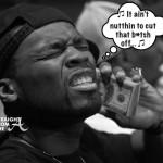 Instagram Flexin! 50 Cent Puts Baby Mama on Blast….