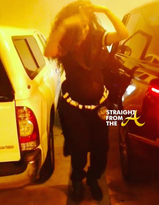 Ciara Crip Walk StraightFromTheA 2