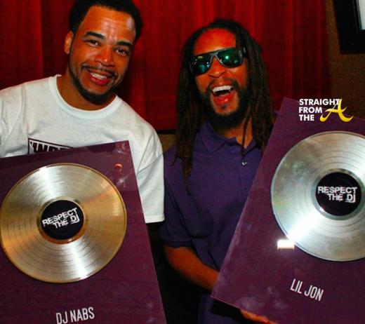 DJ Nabs Lil Jon Salute the DJS StraightFromtheA 1