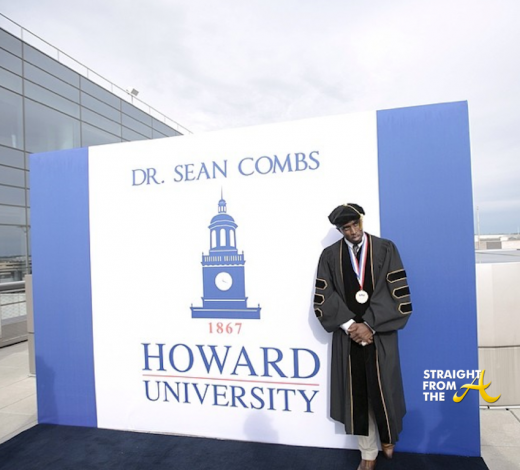 Diddy Howard University 2014 7