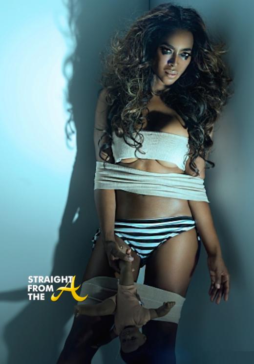 Kenya Moore 2014 Calendar StraightFromTheA-16