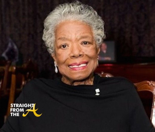 Maya Angelou 7