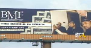BMF Billboard StraightFromTheA