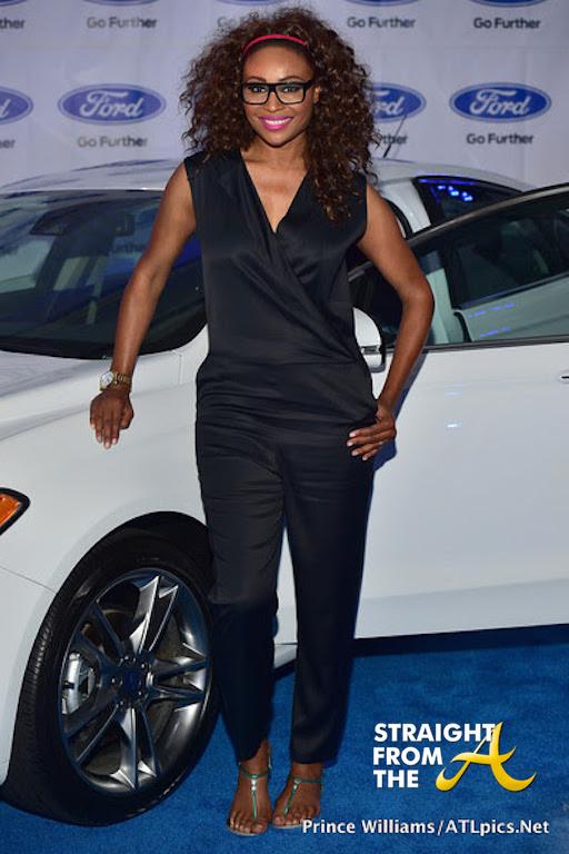 Cynthia Bailey - Ford Event 2014
