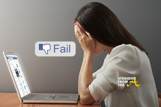 Facebook Fail StriaghtFromTheA