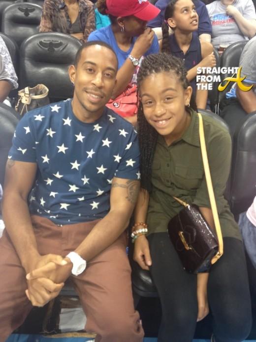 Ludacris Karma 2014 StraightFromTheA