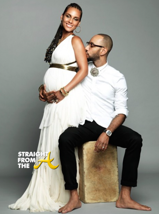 Alicia Keys Swizz Beatz - StraightFromTheA 2