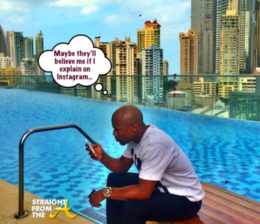 Floyd Mayweather Instagram StraightFromthea