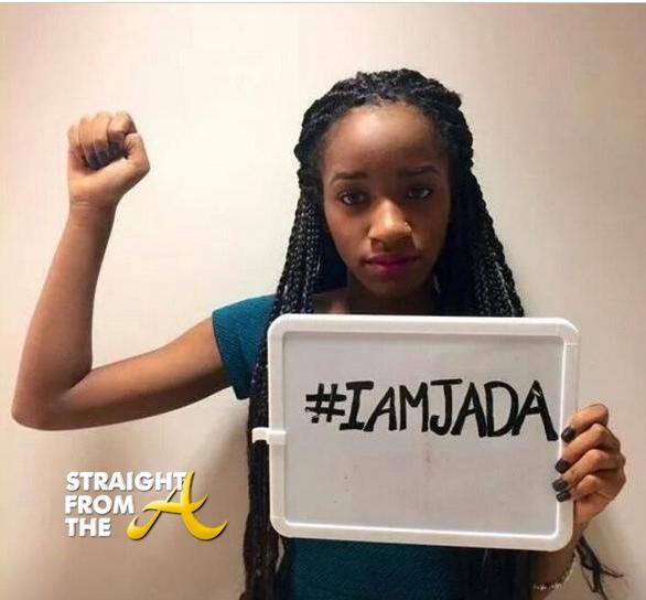IamJada - StraightFromTheA