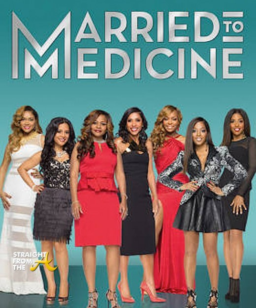 Married to Medicine StraightFromTheA