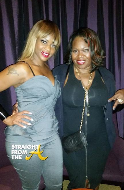 Christina Johnson Michelle ATLien Brown 1
