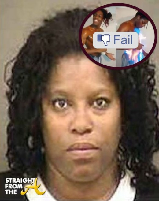 Facebook Fail - Fire Challenge Mom Arrested