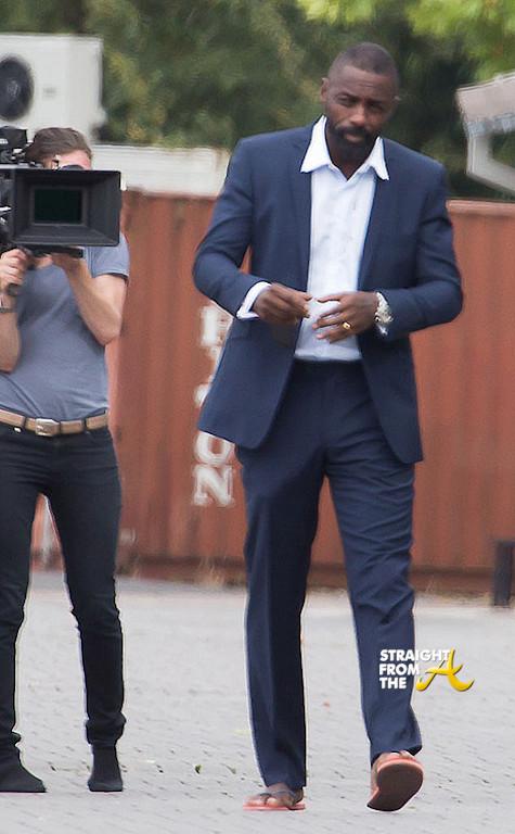 Idris Elba - StraightFromTheA 6