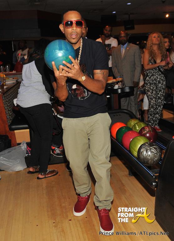 Ludacris Bowing 2014