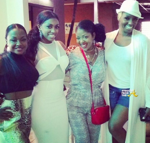 Phaedra Parks Porsha Williams Princess Banton-Lofters Nene Leakes