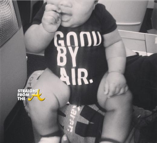 Ciara Baby Future - NYC 2014