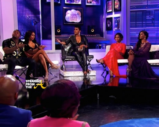 Sommore Hosts LHHATL Reunion