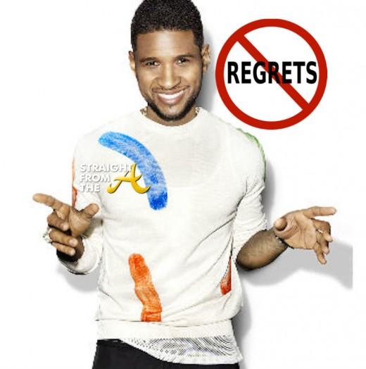 Usher O Magazine