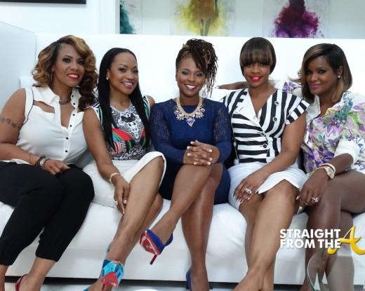 Atlanta Exes Group Shot - StraightFromTheA