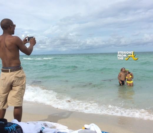 Benzino and Althea Beach 5