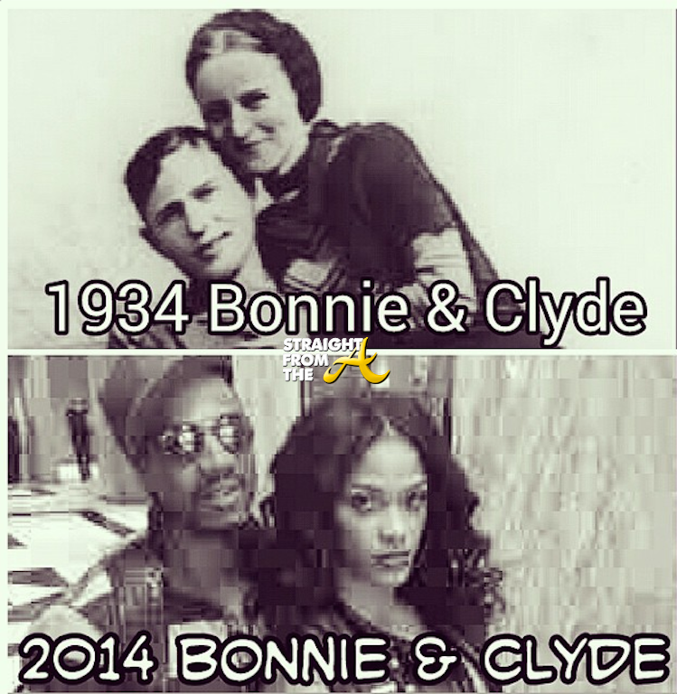Bonnie and Clyde Stevie J Joseline – StraightFromTheA ...