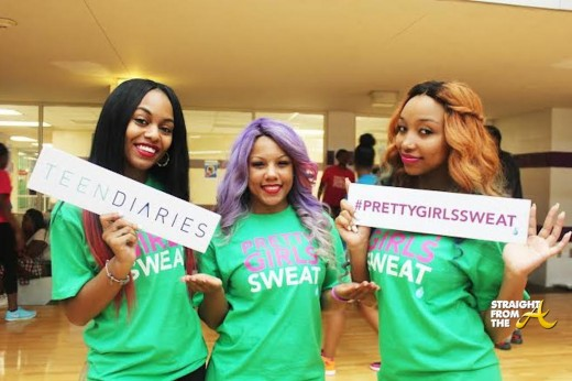 Keri Hilson OMG Girlz Pretty Girls Sweat-5