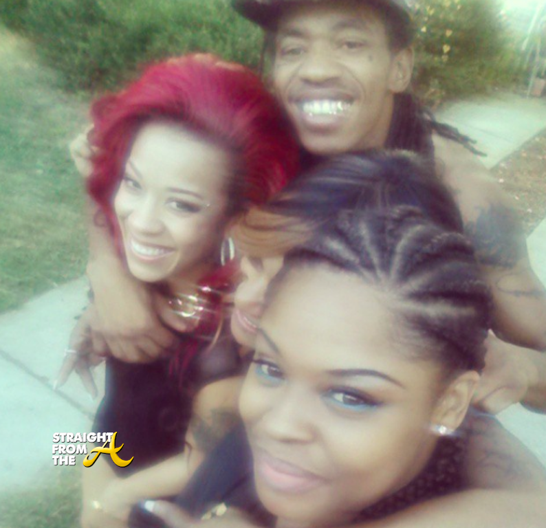 They Re Back Keyshia Cole Amp Family Reunite For Reality