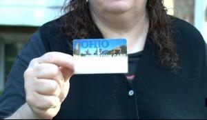 Ohio Food Stamp Card