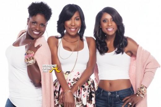 Jaquitta Williams, Ebony Steele, Dr. Jackie - StraightFromTheA
