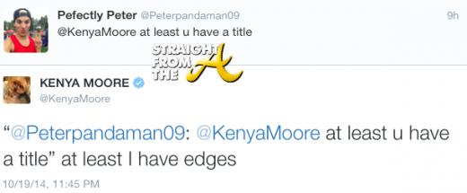 Kenya Moore Tweeet 2