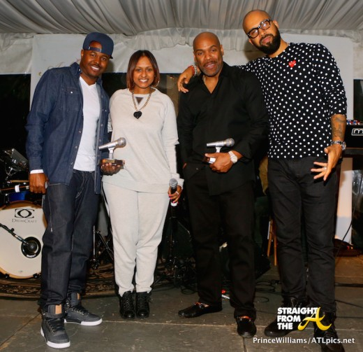 Mr Collipark, Shanti Das, DJ Toomp, Kenny Burns