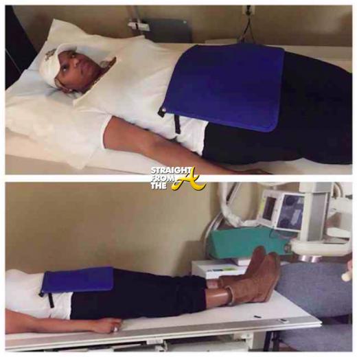 NeNe Leakes Health Testing - 2014