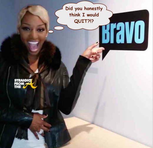 Nene Leakes - Bravo - StraightFromTheA