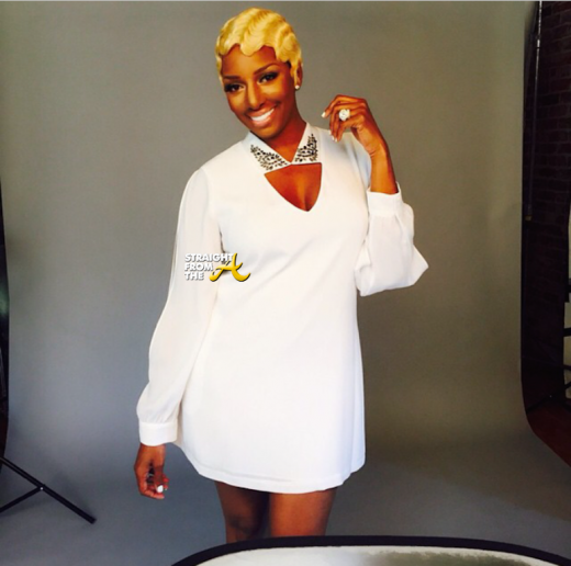 Nene Leakes - Derek Blanks Photo Shoot - StraightFromTheA 2