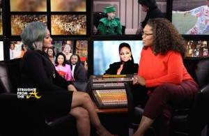 Raven Symone and Oprah - StraightFromTheA 2