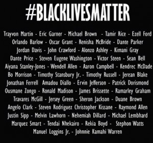 BlackLivesMatter - StraightFromTheA