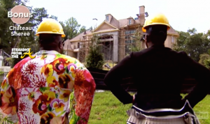 Derek J & Miss Lawrence Visit Chateau Sheree (VIDEO)