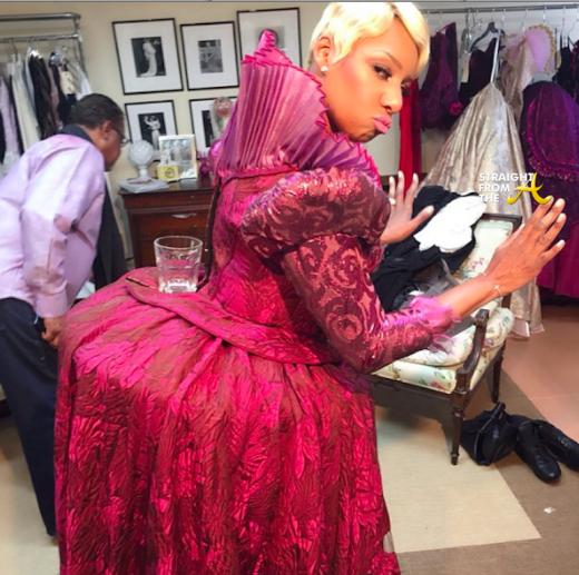 Nene Leakes Cinderella StraightFromTheA 4