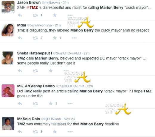 TMZ Tweets 2