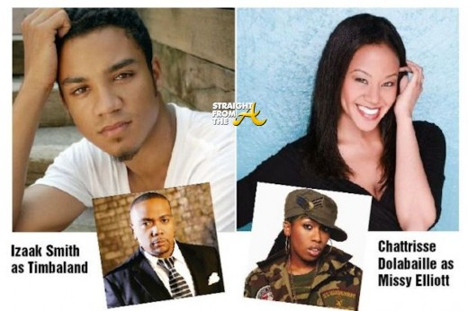 Timbaland and Missy - Aaliyah Lifetime Movie