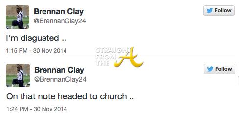 Brennan Clay Tweets 2