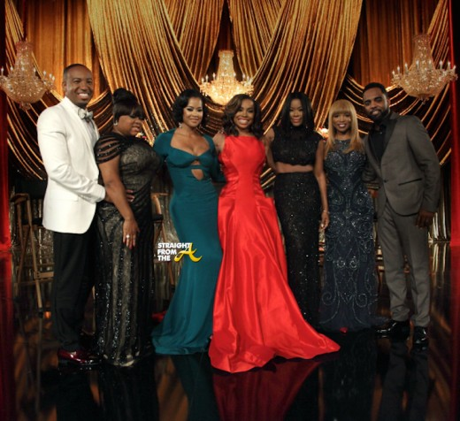 Hollywood Divas Reunion - Carlos King Todd Tucker - StraightFromtheA