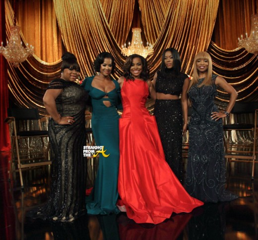 Hollywood Divas Reunion - StraightFromTheA
