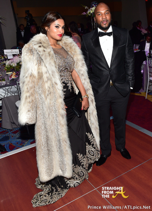 Jeezy and Date Mayor's Masked Ball