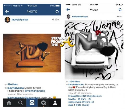 Ladyytatyanaa instagram  - Straightfromthea 3