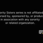 RECAP: Sorority Sisters Episode 1 'Sisterhood is Forever' [WATCH FULL VIDEO] #SororitySisters