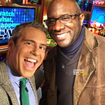 Instagram Flexin: Bravo's Andy Cohen Dated Roger Bobb Too…